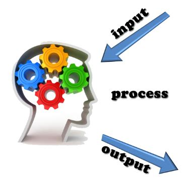Input process output definition in thesis